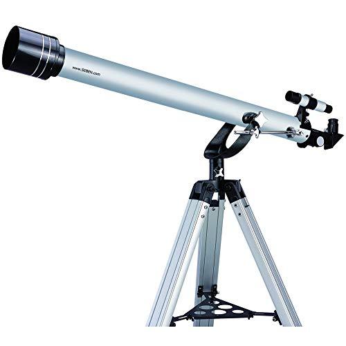 Seben 900-60 Star Commander Telescopio Refractor Catalejo Astronomía