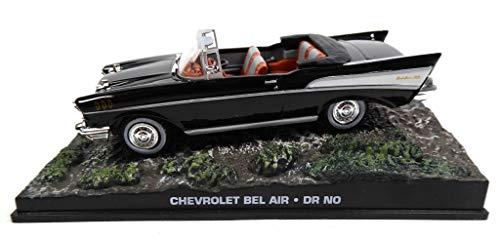 James Bond Chevrolet Bel Air 007 Dr No 1/43 (DY033)