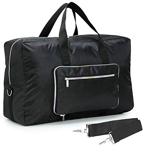 Pellor ボストンバッグ 旅行バッグ トラベルバッグ 収納バッグ 50L 大容量 超軽量 折りたたみ可能 急な雨に対応 ショルダバッグ