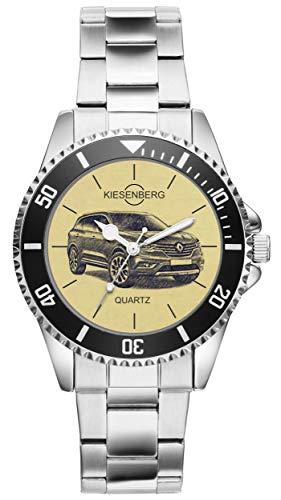KIESENBERG Uhr - Geschenke für Renault Koleos Fan 4149