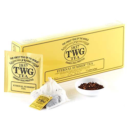 TWG Tea  Eternal Summer Tea(コットンティーバッグ , 2.5g×15個入り)