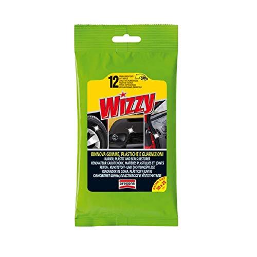 Chiffon Arexons Wizzy arexons Nettoyant pour Caoutchouc/Plastique PZ.12 [Arexons]