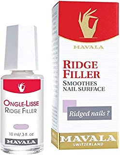 Mavala Set of 2 Ridge Filler 10ml