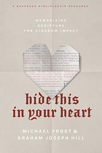 Hide This in Your Heart: Memorizing Scripture for Kingdom Impact (English Edition)