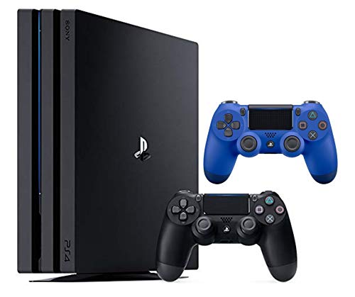 Sony PlayStation 4 Pro 1TB Two C...