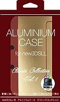 New3DSLL用 軽量アルミニウムケース クラシックコレクションVol.1 ALG-N3LACC