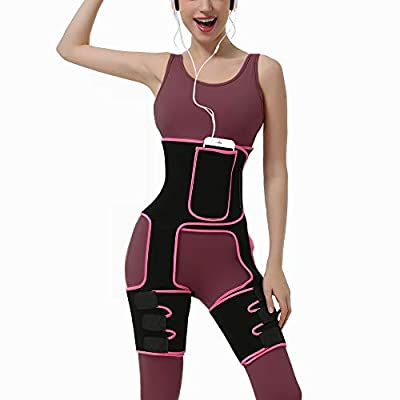 Amazon - Save 70%: Vogshow Thigh Trimmer for Women Weight Loss, Waist Trainer for Women Work…
