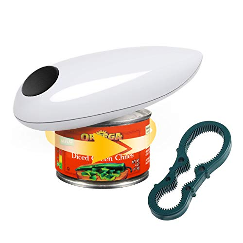 Electric Can Opener,VOTNTUT Can Openers Electric Smooth Edge for Kitchen,Best Kitchen Gadget for Chief and Seniors