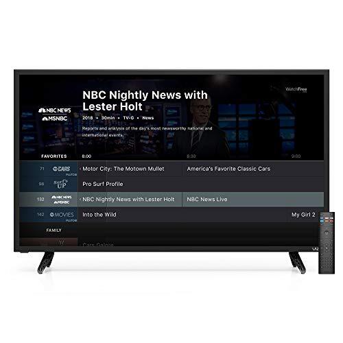 VIZIO D24f-F1 Téléviseur DEL intelligent 24 po 1080p (2018), noir - 9
