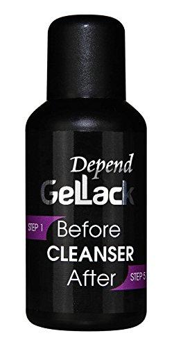 Depend GelLack, Capa base de esmalte de uñas