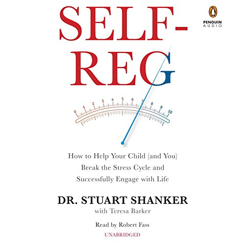 Self-Reg audiobook cover art