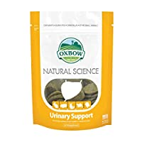 For animals with a history of urinary issues Antimicrobial, helps prevent urinary tract infections Natural diuretic, supports overall urinary health Package weight: 0.159 kilograms
