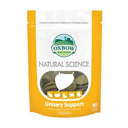 Oxbow Urinary Support 120 g - Integratore alimentare per l'apparato urinario di roditori e iguana