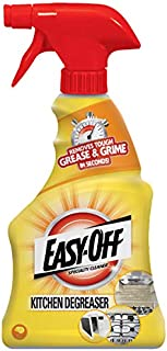 Easy-Off Specialty Kitchen Degreaser Cleaner, 16 fl oz Bottle