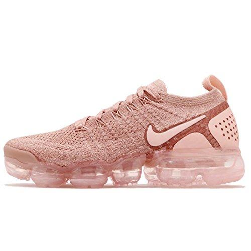 Nike W Air Vapormax Flyknit 2 'Rust Pink' - 942843-600 - Size W11.5