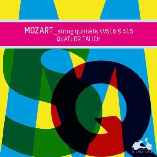 Talich Quartet & Karel Rehak