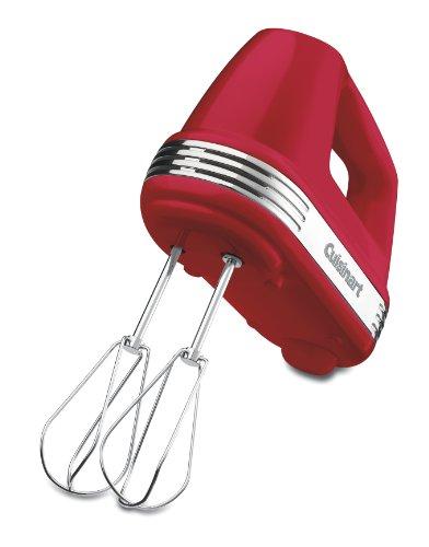 Cuisinart Power Advantage 7-Speed Hand Mixer, Red