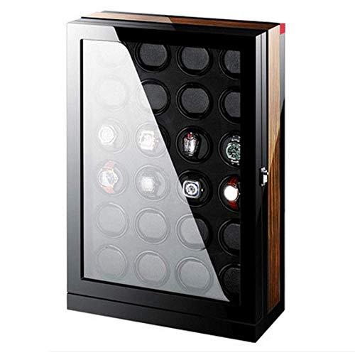 FACAIA Uhrenbeweger für automatische Uhren Rotor 2/4/6/9/12/24 Eine Vielzahl von Stilen