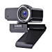 Full HD Webcam 1080P with Microphone, Manual Focus AUSDOM AW635 Wide Angle USB PC Cam for Video Chat/Recording on YouTube/Skype, Compatible with Windows 7/8 / 10 /XP/Chrome/Mac OS (Renewed)