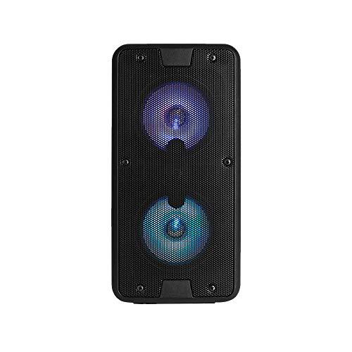 Fenton SBS65 – Enceinte Active Bluetooth à LED, Puissance 50W, LEDs en façade, idéale pour Les...