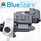 Ultra Durable W10276397 Washer Drain Pump Replacement Part by Blue Stars - Exact Fit For Whirlpool & Kenmore Washers - Replaces LP397 AP6018417 WPW10276397VP
