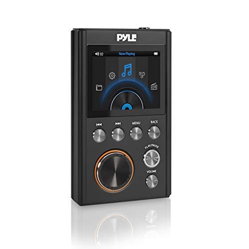 Pyle HiFi Digital Lossless Hi-Res Music Player