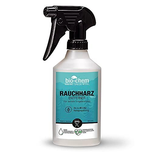 bio-chem Backofenreiniger Spray starkes Konzentrat Rauchharz-Entferner Fettlöser Oven Cleaner Ofenreiniger für Backofen, Herd etc. 500 ml