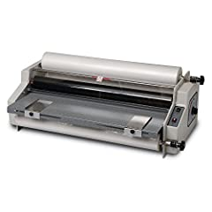 Laminates 1.5 - 5 Mil Running Speed: Up to 5'/minute Silicone Rollers: Yes Heating Method: Heat Shoe Warranty: 2 Years