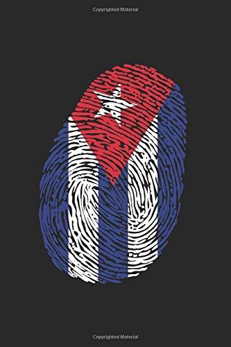 Schedule Planner 2021: Schedule Book 2021 with Cuba Fingerprint Cover   Weekly...