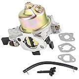 zhuolong Carburador Carb para Honda GX120 GX140 5.5Hp...