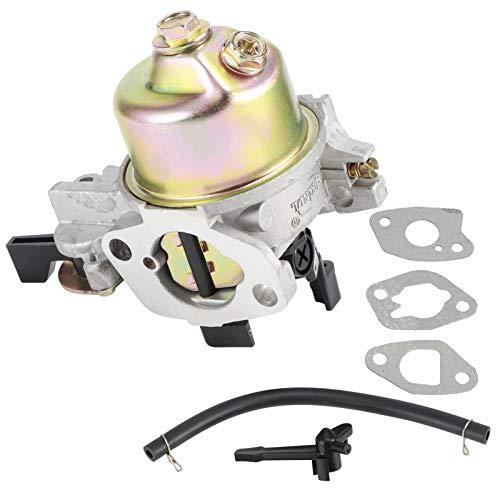 zhuolong Kit de carburador, Juego de carburador de aleación de Aluminio para Honda GX120 GX140 5.5Hp Mini Motor generador eléctrico