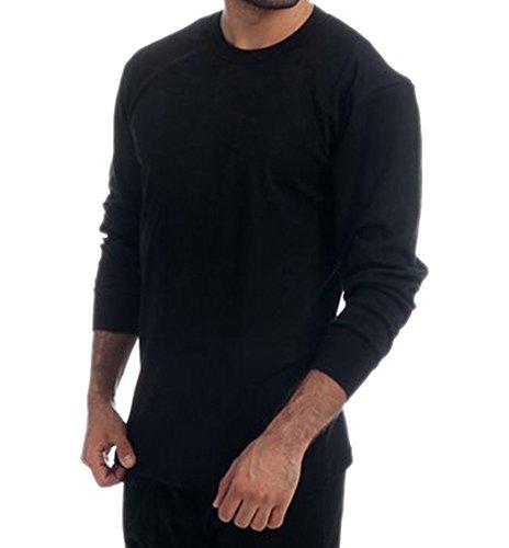 Hommes 100% Ultra ép (x-Grand (x-Large), Black (Black))