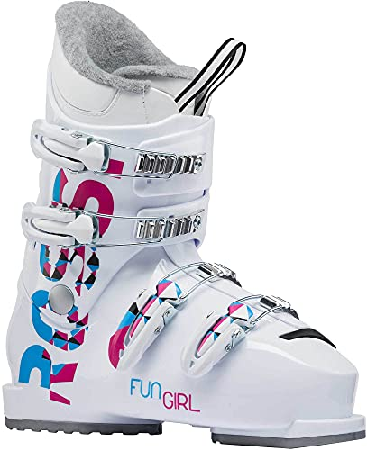 Rossignol Fun Girl J4 19/20 - Zapatillas de deporte, color blanco