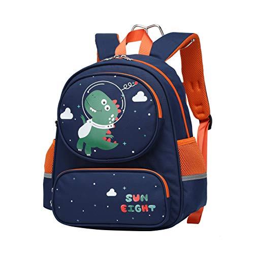 Mochila para niños y niñas, mochila de escuela primaria, mochila para jardín de infancia, bolsa de preescolar, adorable animal 3D