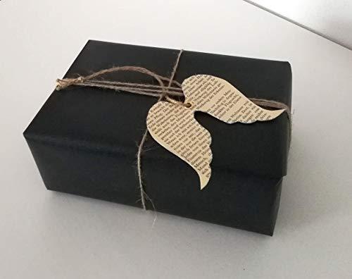 10er-Set Geschenkanhänger