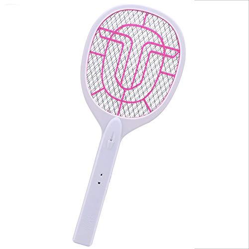 Baiyi Led-muggennet, elektrisch, krachtig, muggennet, USB-lithium-accu, oplaadbaar, multifunctioneel, vliegenbescherming, elektrisch