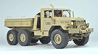 Rage R/C Cross RC - HC6 1/10 6x4 Scale Off Road Military Truck Kit