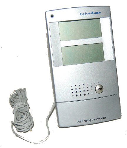 Sprekende thermometer spraakuitgang weerstation buitensensor