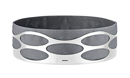 Embrace Brotschale, 7 x 23 cm - grey