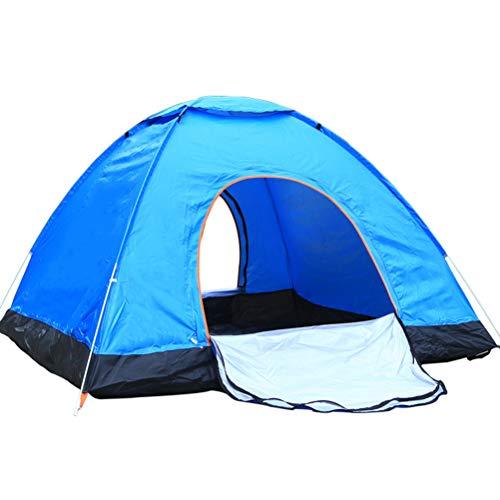 ADIUMA Automatisch Pop Up Camping Zelt Tragbar Sofort Zelt Wandern Outdoor Zelt Faltbar Sonne Obdach Zelt für 2 Person