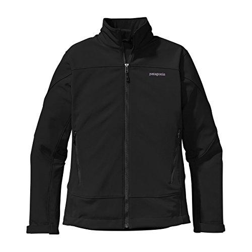 Patagonia Damen Jacke Adze Jacket, Black, L, 83395
