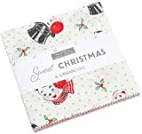 Urban Chiks Sweet Christmas Charm-Set mit Bettelarmband,