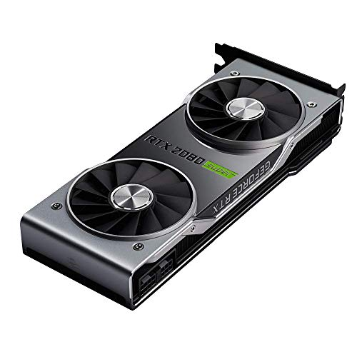 NVIDIA GeForce RTX 2080 Super Founders Edition Graphics Card (Renewed)