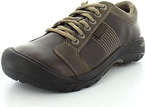 KEEN Men's Austin Shoe,Chocolate Brown,10.5 M US