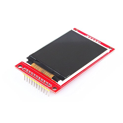HiLetgo 2.2 inch ILI9225 SPI Serial Port 176x220 TFT LCD Module with SD Socket for 51/ARM/Arduino