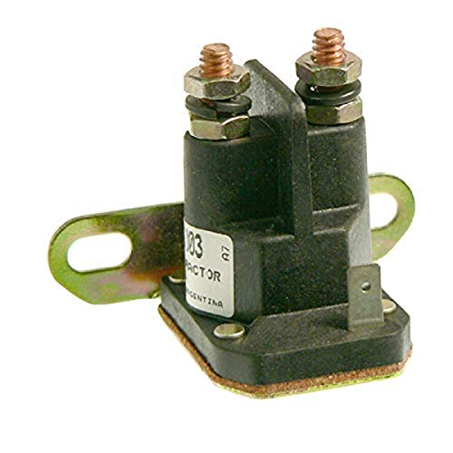 Price comparison product image DB Electrical SSE6003 Solenoid Compatible with / Replacement forRemote Small Engine 3 Terminal Mtd Murray Toro Grounded Base 110832X 725-1426,  925-0771,  925-1426,  925-1426A 21261 435-065 112-0309