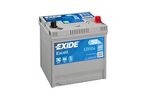 EB504 Exide Excell Autobatterie 008SE