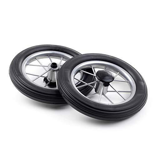Andersen Ersatzrad-Set für Korb Shopper, Ø 200 mm, Metallspeichen