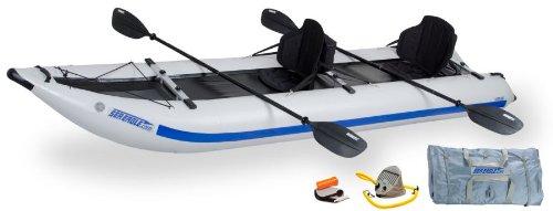 Sea Eagle 435ps - Kayak de paddleski