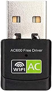 Kebidu Free Driver 600Mbps New Version Wireless USB Wifi Adapter Receiver 2.4+5 Ghz USB Wifi 802.11n/g/b Network Card For PC
